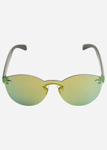 Frameless Rainbow Lens Sunglasses