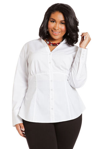 Signature Empire Waist Shirt