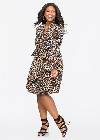 Leopard Love Plus Size Outfit