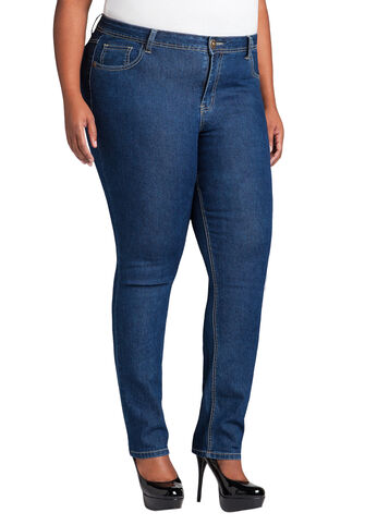 Petite Skinny Five Pocket Denim