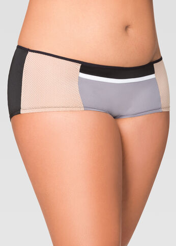 Sport Mesh Micro Hipster Panty