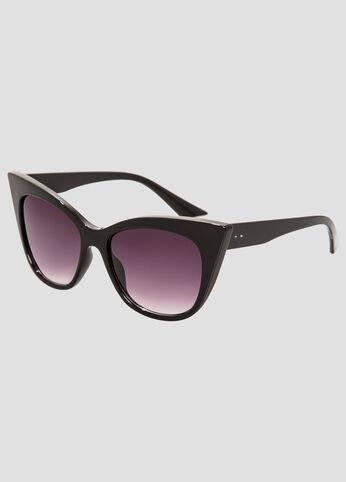 Extreme Cat Eye Sunglasses