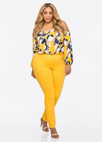 In the Tropics Plus Size Outfit