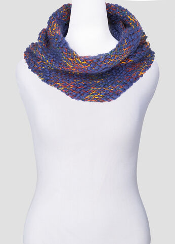 Colored Knit Snood