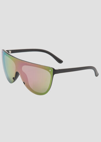 Rainbow Mirror Lens Sunglasses