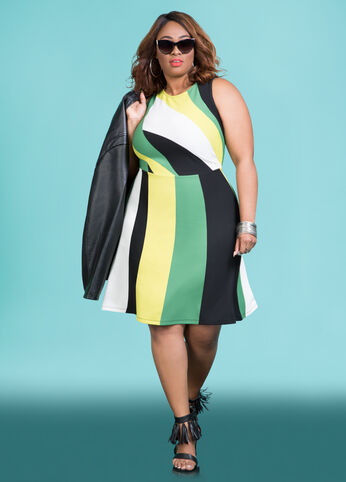 Plus Size Outfits - SPICY
