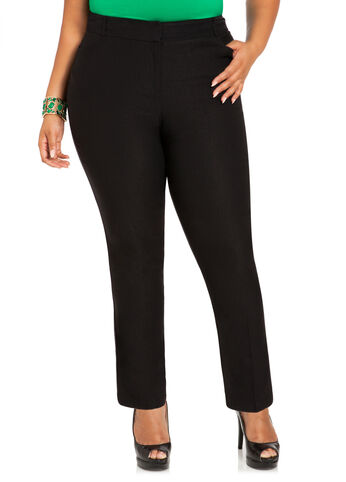 Cat Eye Pocket Pants