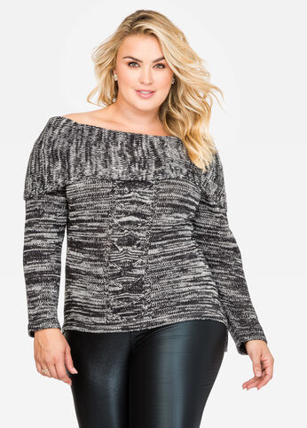 Marled Marilyn Sweater