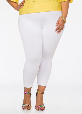 Pull on Capri Legging