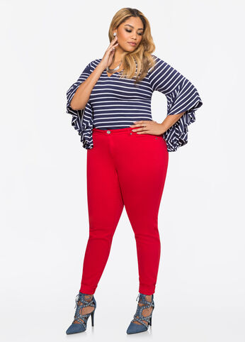 Feeling Nautical Plus Size Outfit
