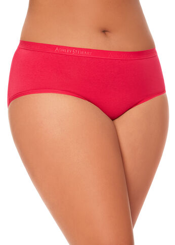 AS Cotton Hipster Panty