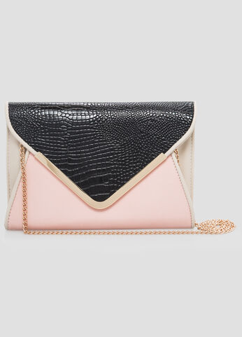 Envelope Clutch Shoulder Bag