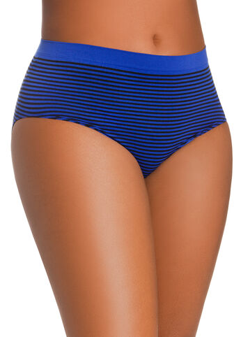 Striped Simply Seamless Briefs