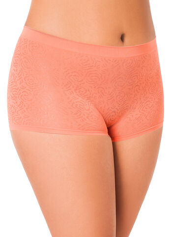 Seamless Boy Short Panty