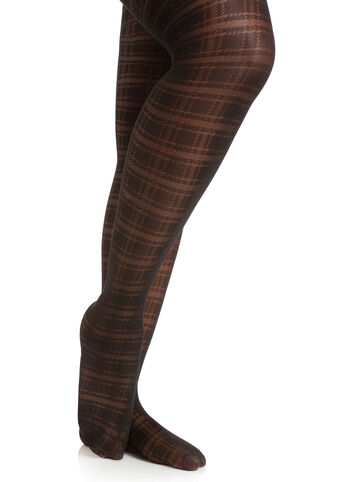 Plaid Tights