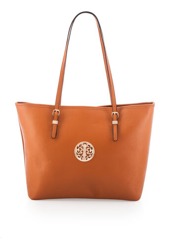 Large Medallion Tote