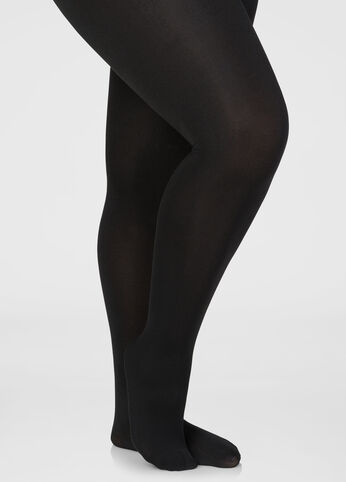 Fleece Footed  Tights