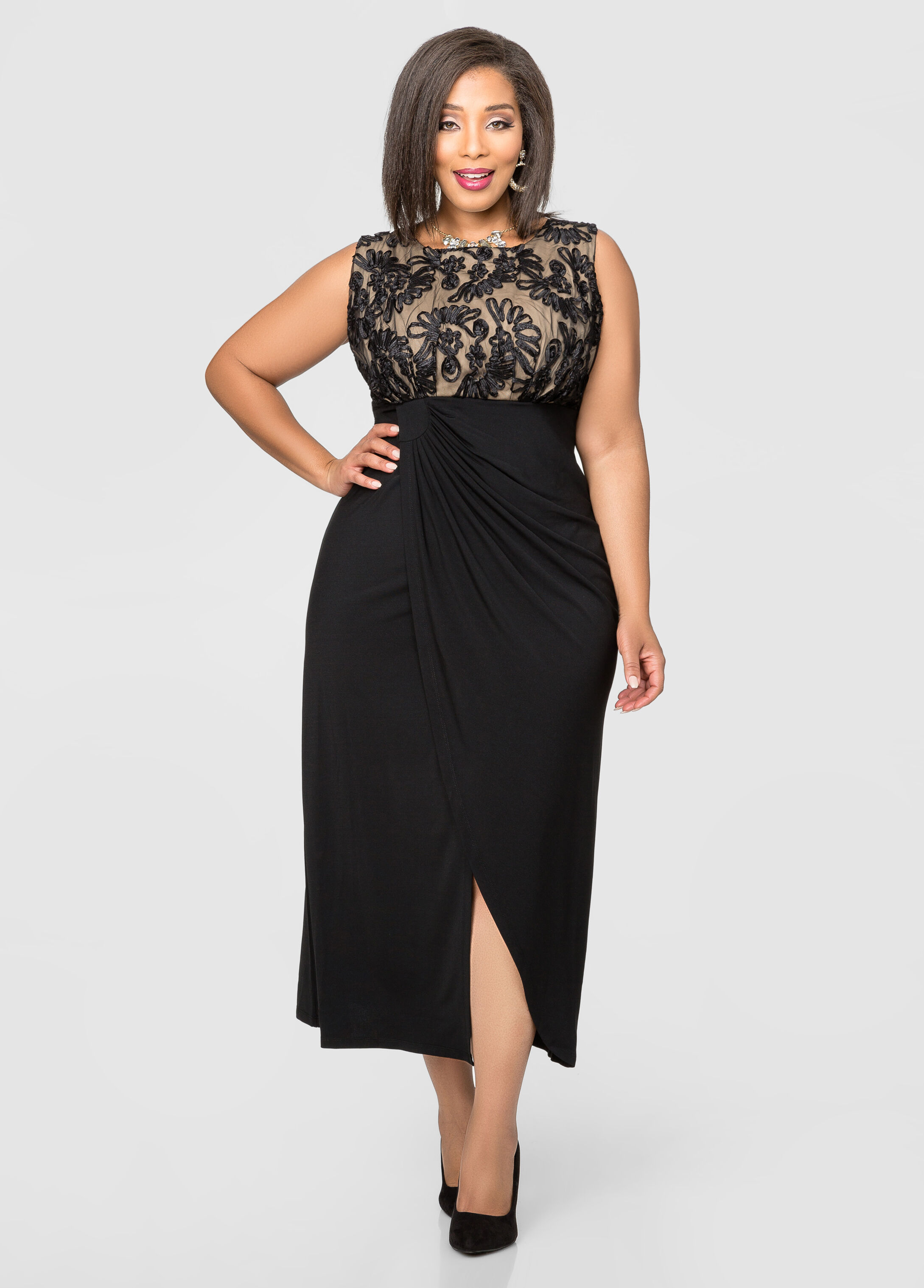 Plus Size Womens Special Occasion Dresses | Cocktail ...