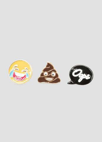 Emoji Tac Pins