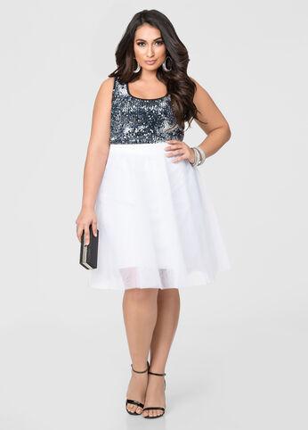 25-Inch Tulle Skirt