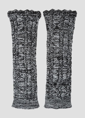 Braid And Twist Leg Warmers