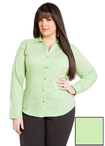 Signature Thin Striped Shirt