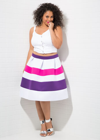 Ashley Stewart Plus Size A Little Sass Outfit