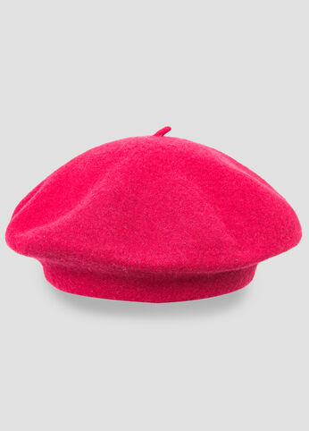 Solid Beret Hat