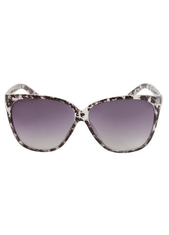 Grey Marble Sunglasses