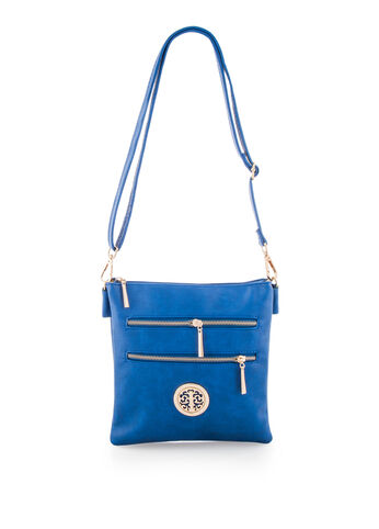 Medallion Crossbody Bag