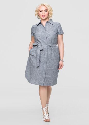plus size shirt dresses - Women\'s Dresses