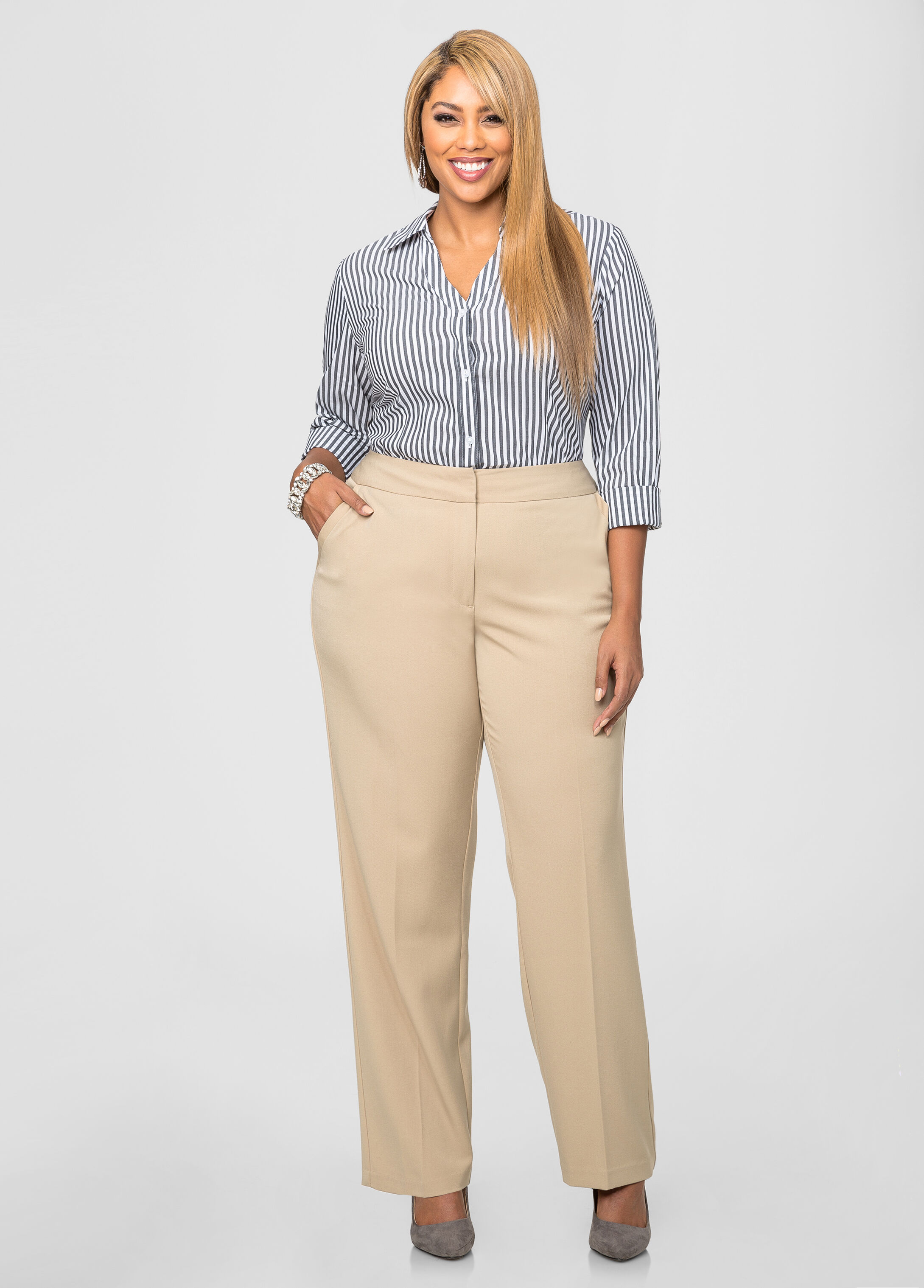 Find great deals on eBay for womens plus size khaki pants. Shop with confidence.