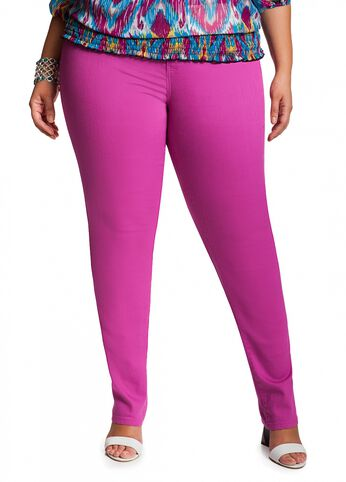 Forbidden Orchid Jegging