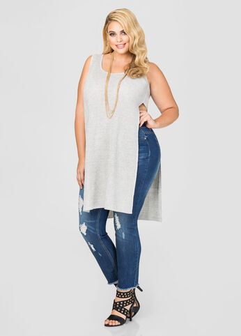 High Side Slit Tunic
