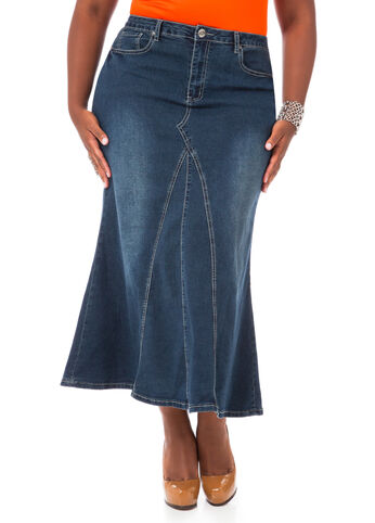 5-Pocket Skirt