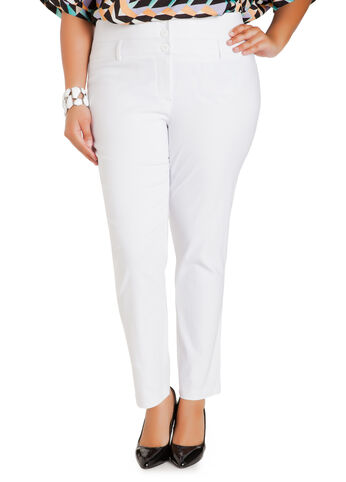 Ankle-Length Millennium Slim Pants