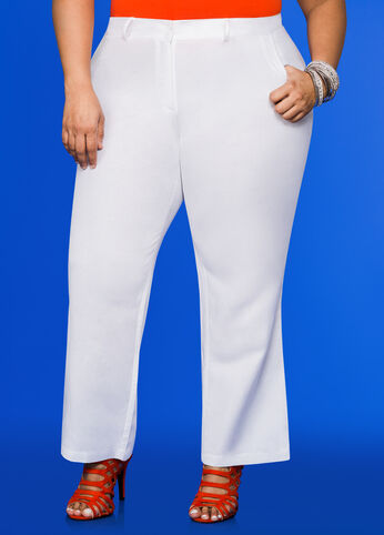 Scoop Pocket Linen Pant