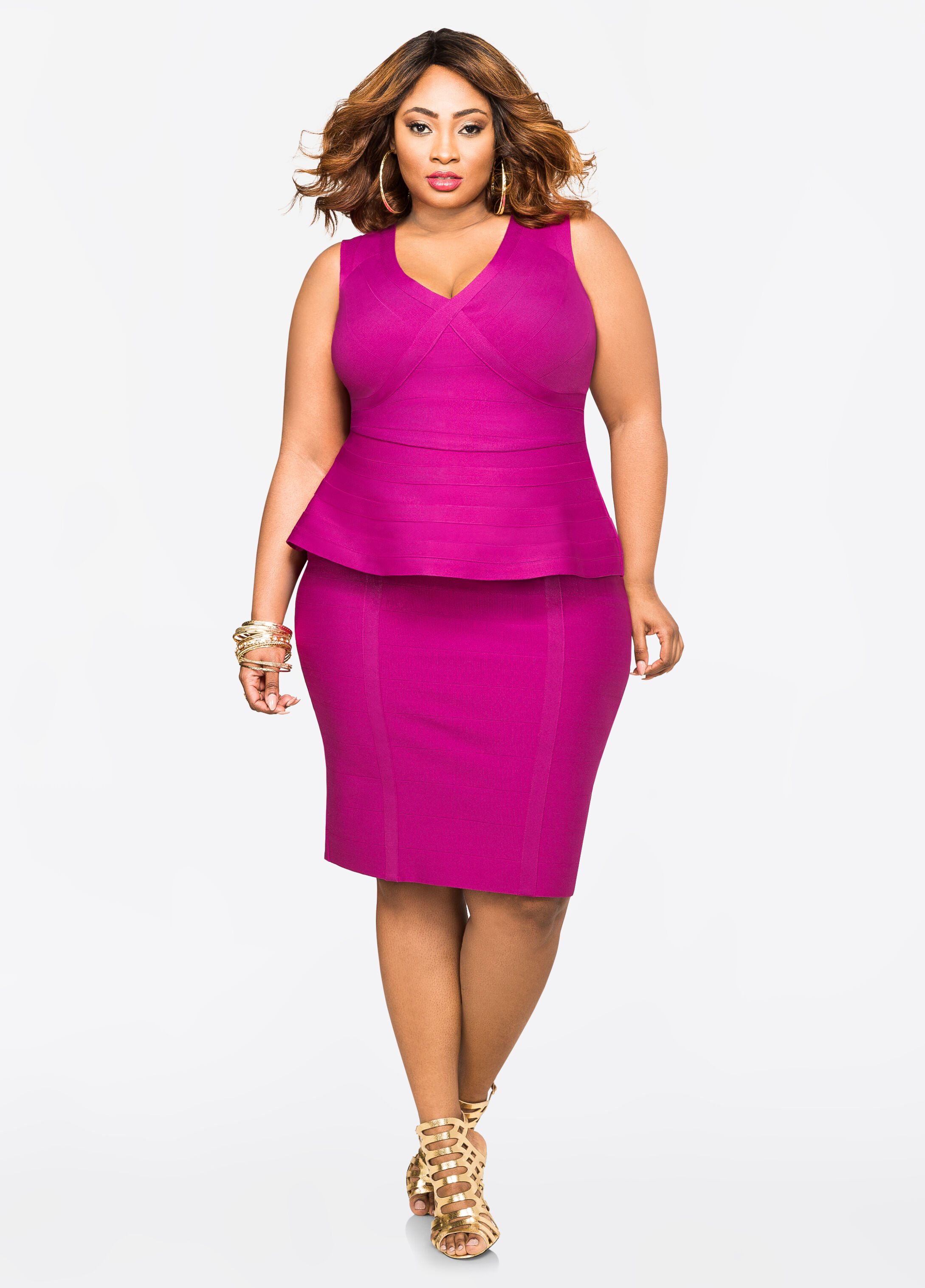 dresses plus size