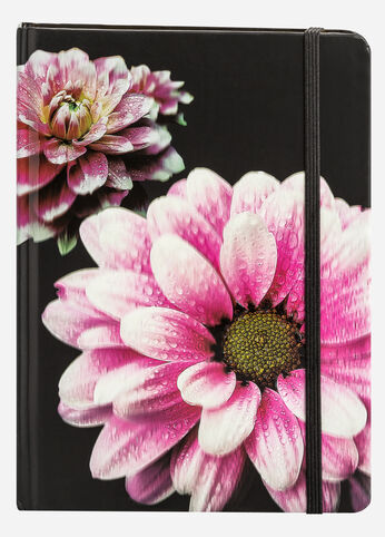 Floral Print Notepad