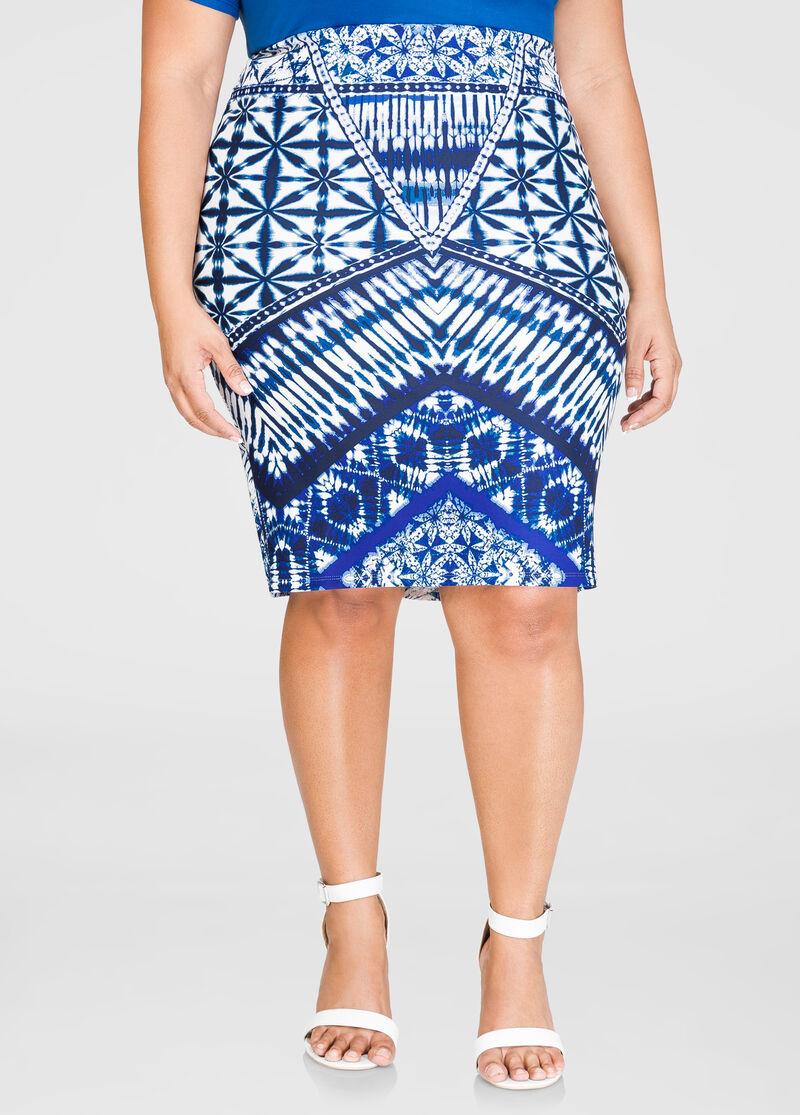 Batik Skirt 77