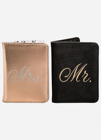Bridal Passport Case
