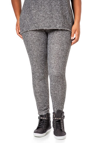 Terrycloth Skinny Sweatpants