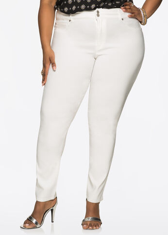 Super Stretch Ankle Skinny Pant