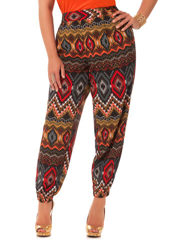 Tribal Soft Pants