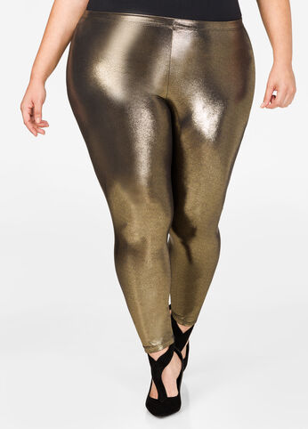 Liquid Metallic Legging