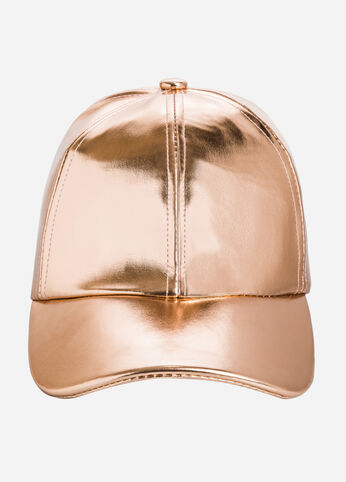 Rose Gold Baseball Cap
