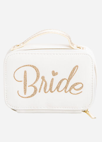 Bride Mini Jewelry Organizer