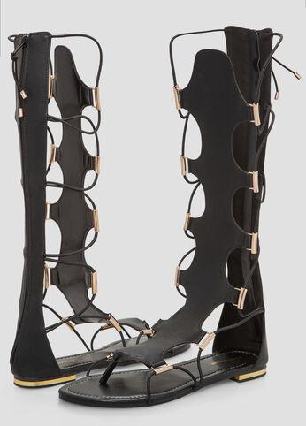 Tall Gladiator Sandal - Wide Width