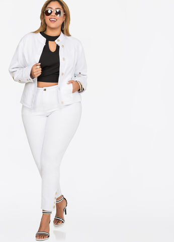 SETS | Skinny Jeans In Plus Sizes | Ashley Stewart
