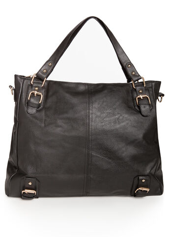Oversized Slouch Tote Bag
